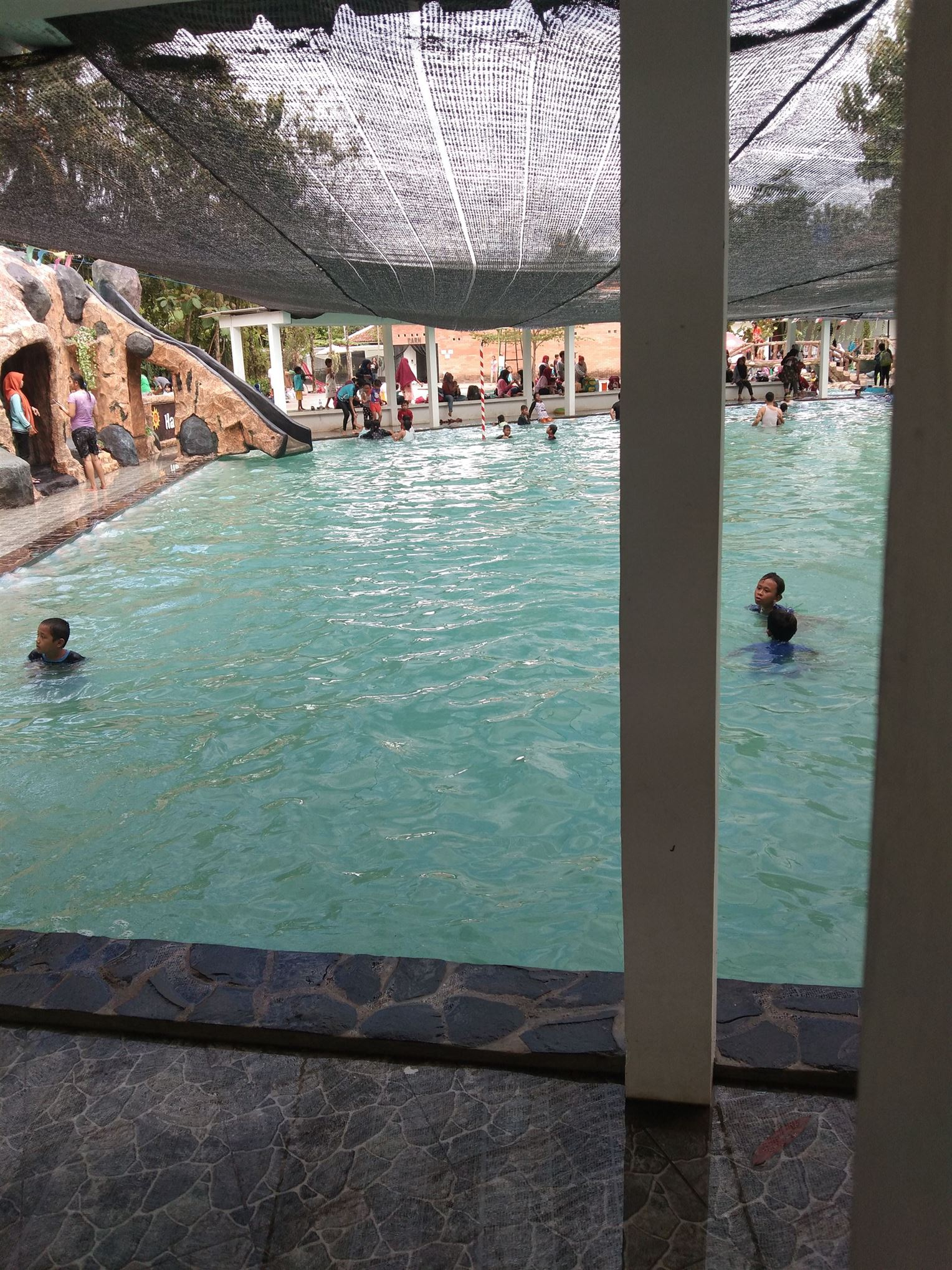 Wana Griya Water Park, Parung, Bogor - Info & Rekomendasi  Asli-Lokal